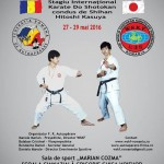 Seminar International WSKF Bucuresti 27-29 Mai